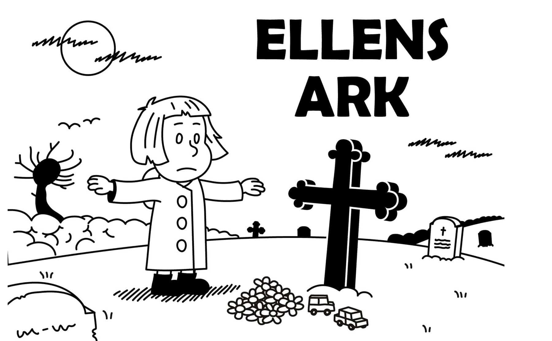 Ellens Ark Poster